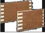 Panel and corner